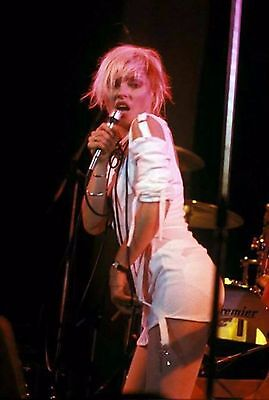 Debbie Harry (Blondie) photograph #165122222122vkhn4 (scarce item)