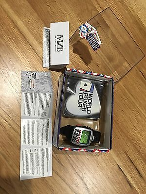 World Poker , Poker Tour Watch And Coasters Pack,