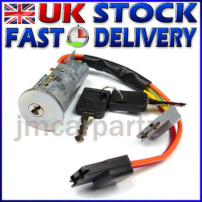 Ignition Lock Barrel RENAULT TRAFIC VAUXHALL VIVARO NISSAN PRIMASTAR 2001-2008