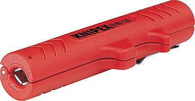 Knipex 16 80 125 SB Universal Round Cable Stripping Tool