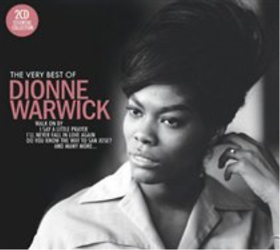Dionne Warwick-The Very Best of Dionne Warwick  (UK IMPORT)  CD NEW