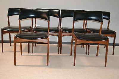 6 st hle mahjongg vlaardingen teak teakholz 60er mid century danish design eur 550 00. Black Bedroom Furniture Sets. Home Design Ideas