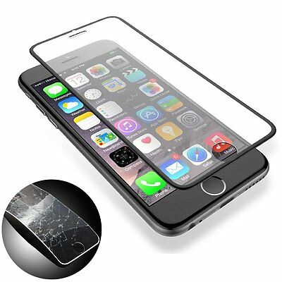 Full Covered Tempered Glass Screen Protector For Apple iPhone 6 6s 7 Plus