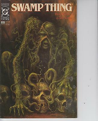 Swamp Thing 88 - 1989 - Very Fine