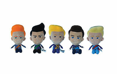 "New Official 12"" Thunderbirds Are Go Plush Soft Toys"