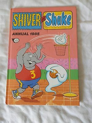 SHIVER and SHAKE annual (1985))