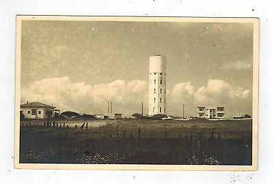 1930s Palestine Real Picture Postcard Cover to Haifa Barclays Bank Tower Buildin