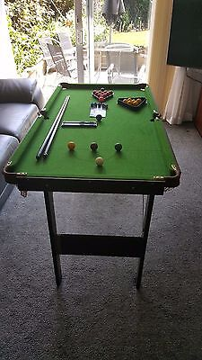 Snooker Table 4.5ft x 2.5ft