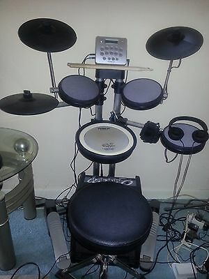 Roland HD-3 Electric Drum Kit