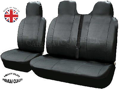 Mitsubishi ASX HEAVY Duty LEATHERETTE Van SEAT Covers - Single + Double