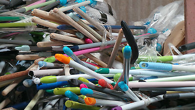 Joblot Sweeping Brushes / Mops x 2000 - Carboot Stock