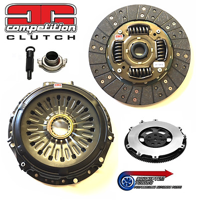 Stage 2 Competition Clutch and Flywheel kit - For Mitsubishi EVO VI 6 CP9A 4G63