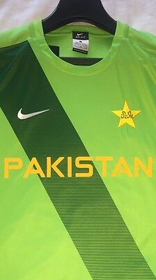 Nike Pakistan Cricket Supporters Shirt 2017