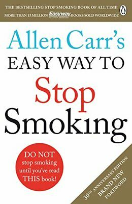 Allen Carr's Easy Way to Stop Smoking: Revised Edition-Allen Carr