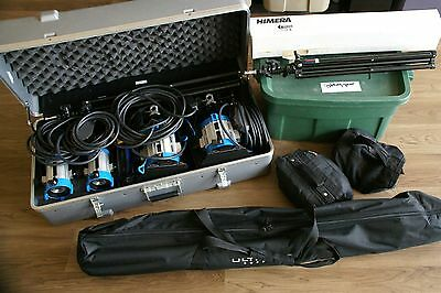 Complete Location Lighting Kit Arri Chimera Avenger LARGE LOT