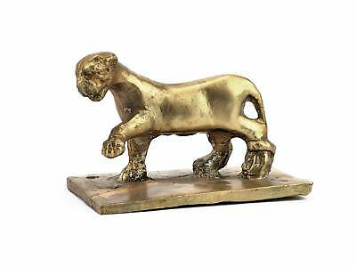 Panther Statue Bronze