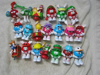 20 Collectable  M & M Toys