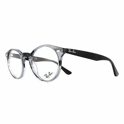 Ray-Ban Glasses Frames 2180V 5571 Gradient Striped Grey Mens Womens 47mm