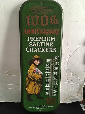 1976 National Biscuit Co Thermometer