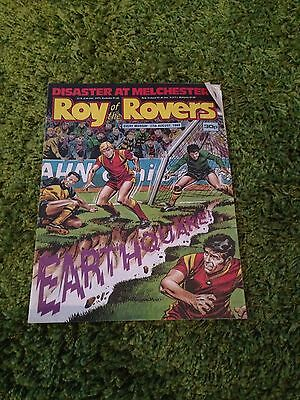 Roy Of The Rovers Comic 1988