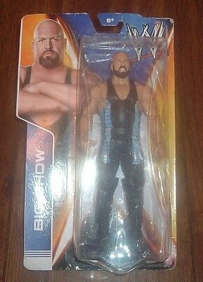 WWE BIG SHOW Wrestling Action Figure