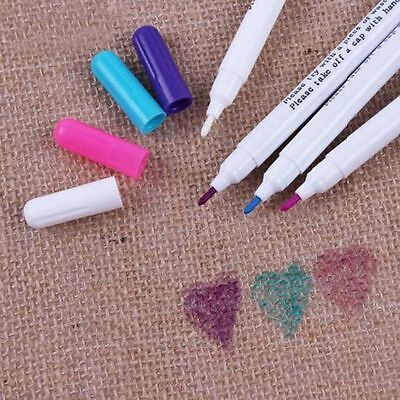 Cross Stitch Chalk Water Erasable Pens Fabric Markers Soluble Marking Pen Hot