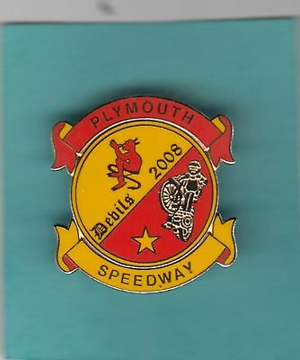 2008  Plymouth   Speedway   Gold    Badge