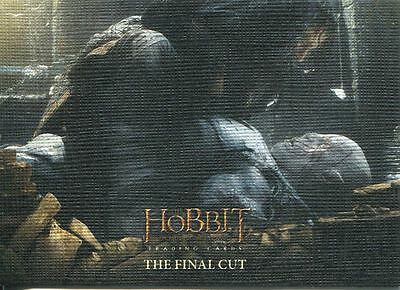 Hobbit Battle Of 5 Armies Canvas Base Card #76 The Final Cut