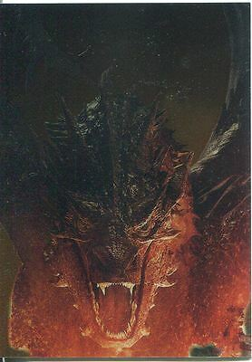 Hobbit Battle Of 5 Armies Cryptomium Smaug Chase Card S2