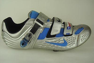 NIKE LANCE LIMITED ED CARBON ROAD CYCLING SHOES MENS Sz US 11 EUR 45 SPEEDPLAY