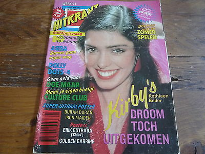 Hitkrant 1983: Dallas / Dolly Dots / Abba / Culture Club / /David Bowie / Fame