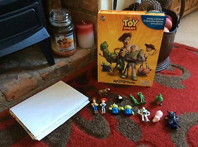 Disney Toy Story - Storybook Playset with 12 Figurines & Playmat - My Busy Books