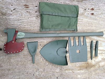 Forrest Tool Max Axe 7-in-1 multi purpose tool kit