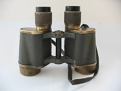 USSR WW2 8x40 field binoculars 1936 year, early modification, rare