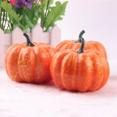 Halloween Artificial Pumpkins Decorative Fruits Vegetables Decoration