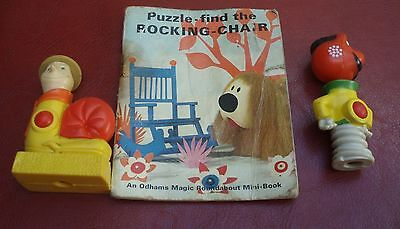 Magic Roundabout Puzzle Find The Rocking Chair And 2 Figures Brian And Zebedee
