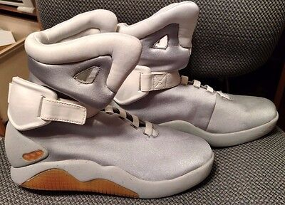 Bttf Nike Mag Replicas For Costuming Unlicensed Version Back To The Future Sz 9