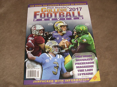 Phil Steele's 2017 College Football Preview- Pac 12 Cover-BRAND NEW