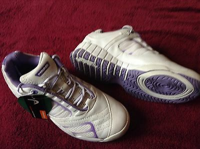 HEAD Tennis shoe Size UK 5 1/2 New