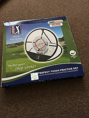 Official PGA Tour Golf Perfect Touch Practice Net