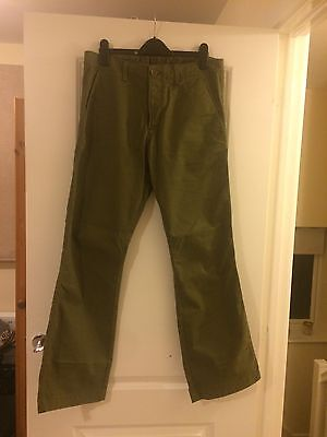 Men's Rocha John Rocha Green Trousers 32R