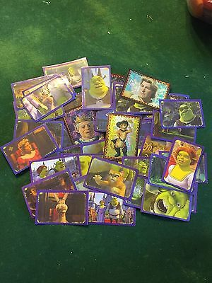 Dreamworks Shrek 2 Sticker Collection by Panini