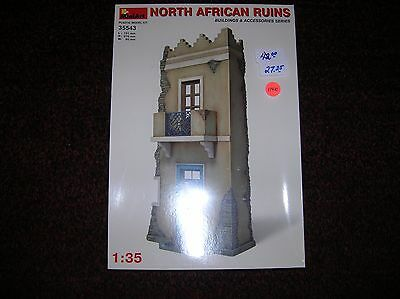 "MINI ART # 35543 "" North African Ruins""  1/35 scale list $ 42.00  Lot # 11410"