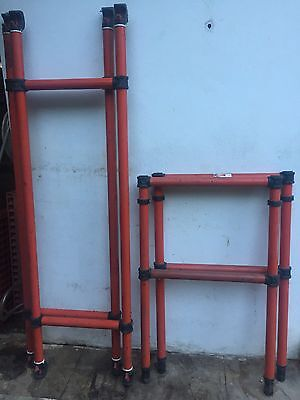 Fibreglass Tower Sections, electricians scaffold tower