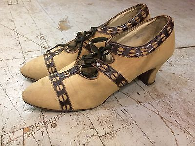 1920s charleston heels edwardian antique vintage womens shoes