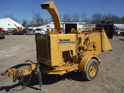Vermeer Bc935 Towable Wood / Brush / Branch Chipper / Cutter / Shredder!