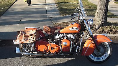 1953 Indian CHIEF  INDIAN MOTORCYCLE 1953