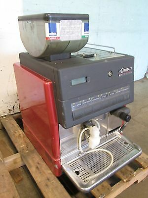 """La CIMBALI"" H.D. COMMERCIAL (NSF) ""SUPERAUTOMATIC"" ESPRESSO COFFEE MACHINE"