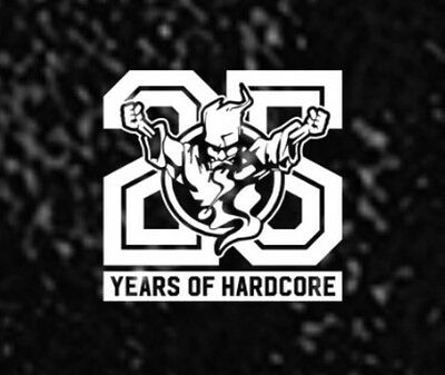 Thunderdome 25 Years 2017 - 1x Ticket