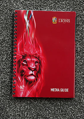 British & Irish Lions Media Guide for New Zealand 2017